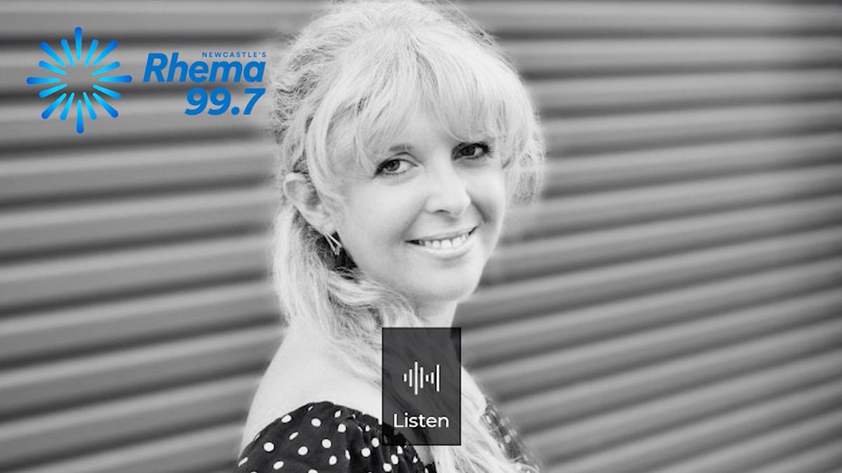 Our CEO Siobhan Boyle was on Rhema 99.7 FM