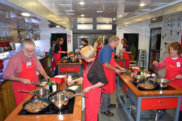 Jamie's Ministry of Food Programs Australia